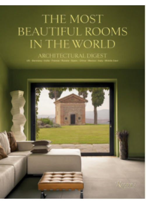 AD The Most Beautiful Rooms in the World