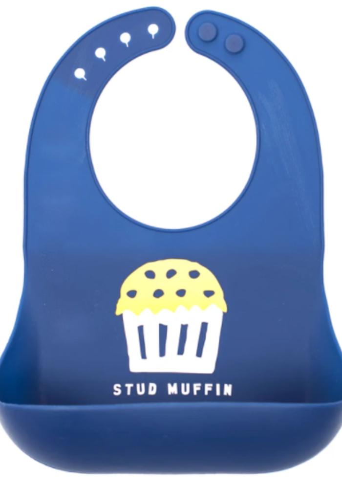 Bella Tunno Stud Muffin Wonder Bib