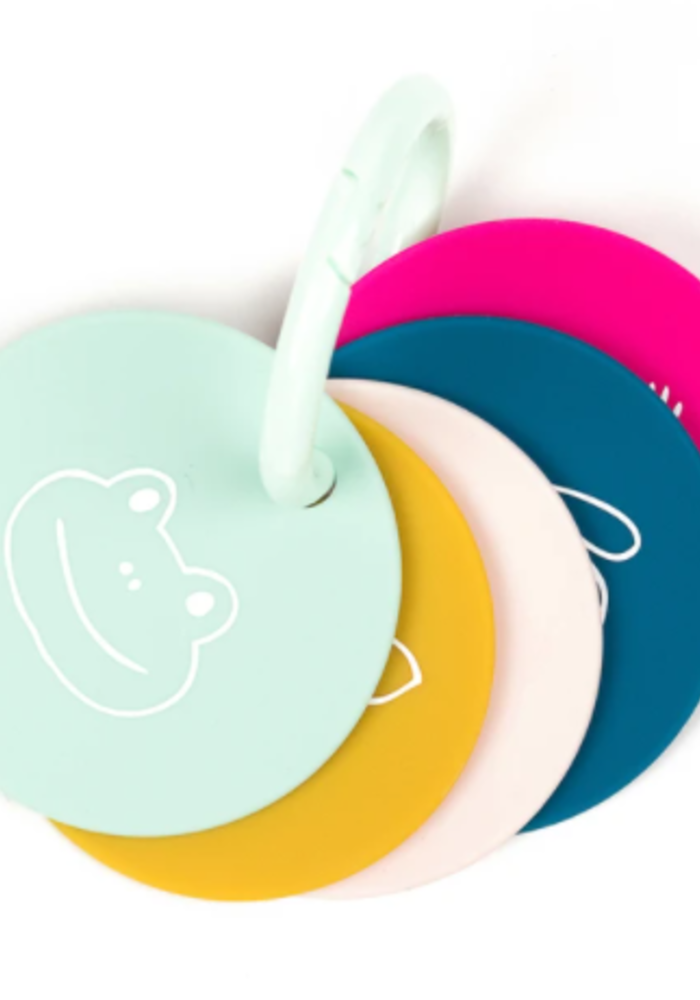 BT Party Animals Teething Flashcards
