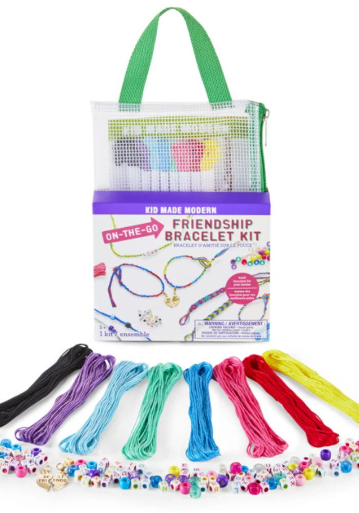 KMM On the Go Friendship Bracelets