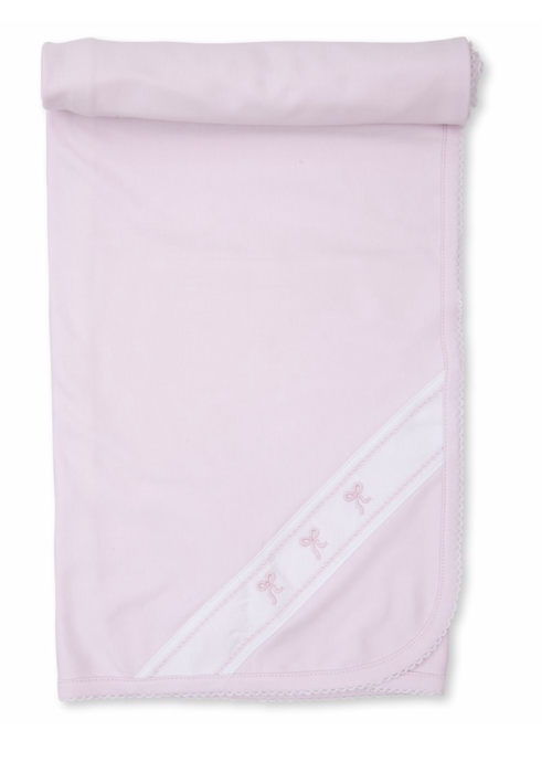 Kissy Kissy Kissy Kissy Blanket Classic Treasures Sp 21 in Pink