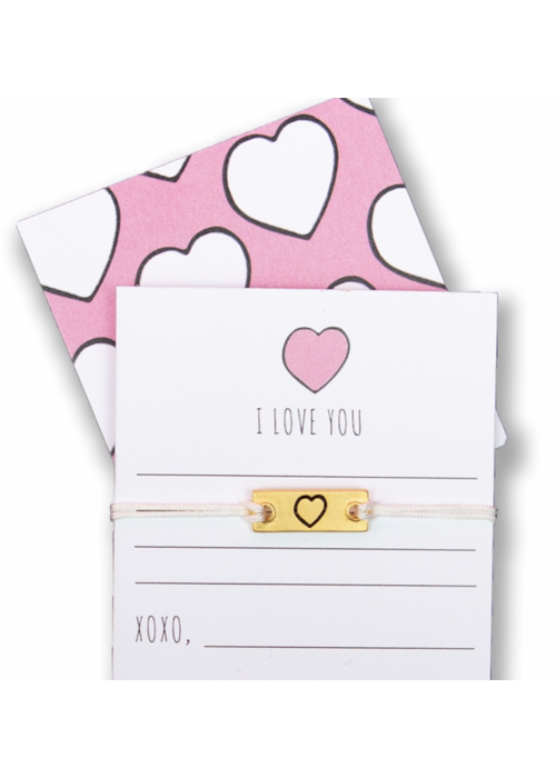 """Notes Collection - """"I love you"""""""