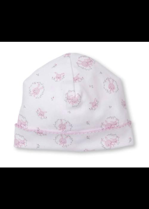 Kissy Kissy KK Hat PRT Bunny Hugs Lt Pink