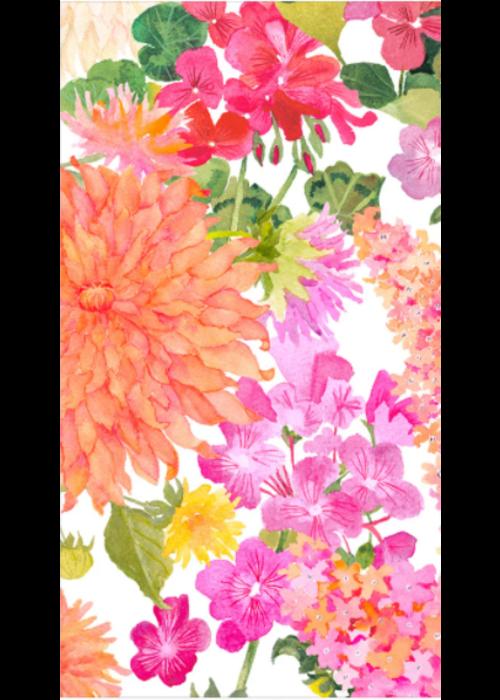 Summer Blooms Guest Towel