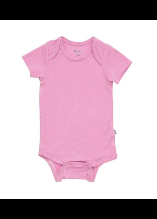 Kyte Baby Kyte Bodysuit in Bubblegum