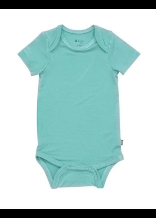 Kyte Baby Kyte Bodysuit in Jade