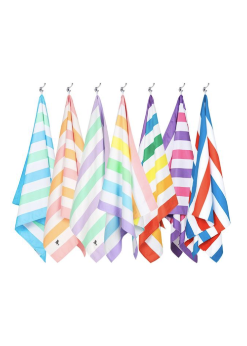 Dock & Bay Dock and Bay Quick Dry Beach Towel/Summer Striped/Extra Large - 6 colors