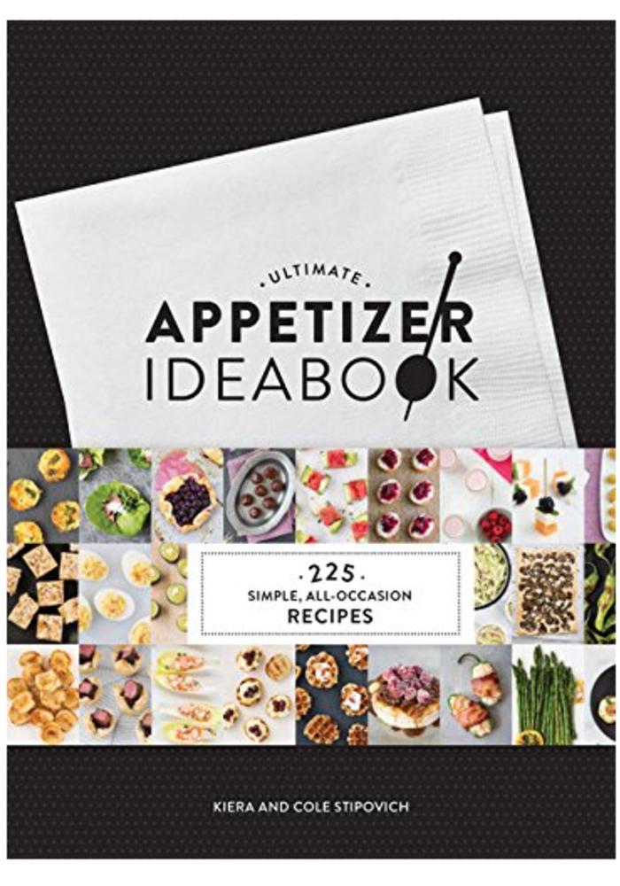 Appetizer Idea Book