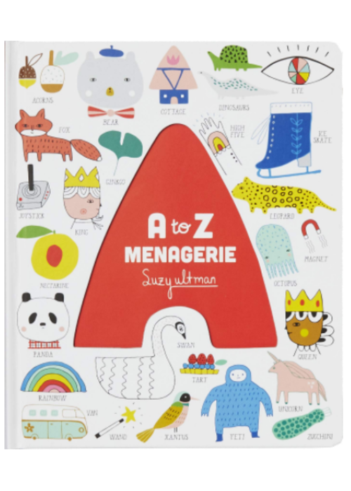 Hach A to Z Menagerie
