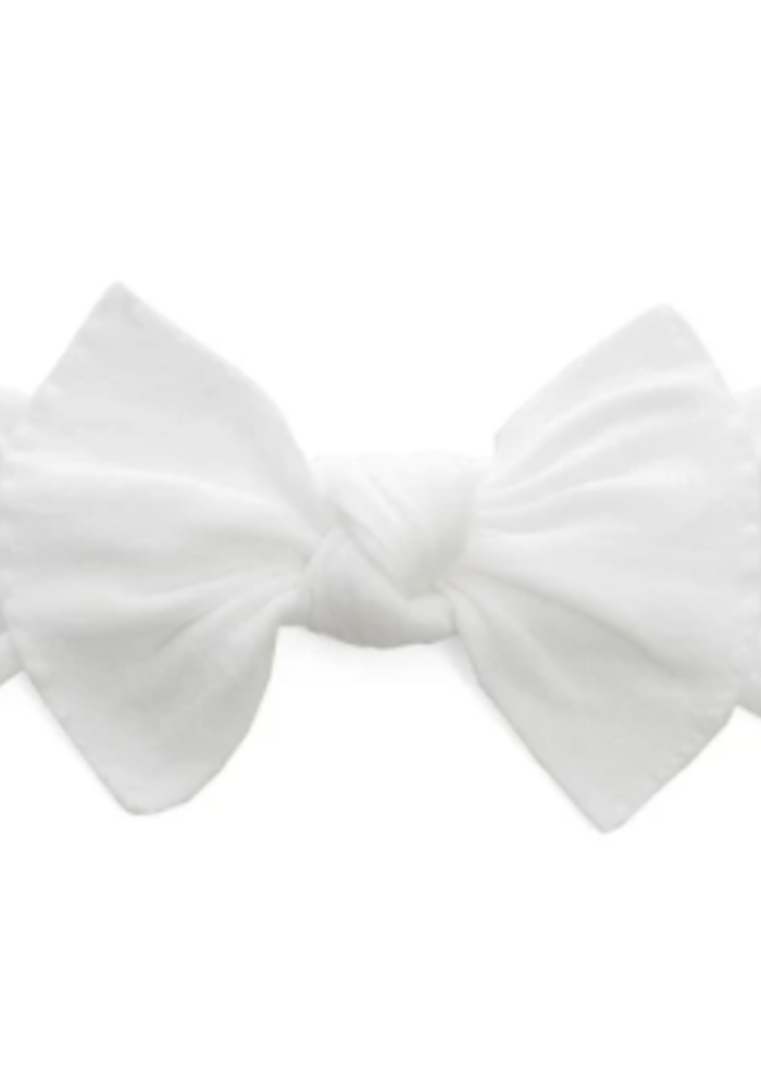Baby Bling Itty Bitty Knot Bow Headband