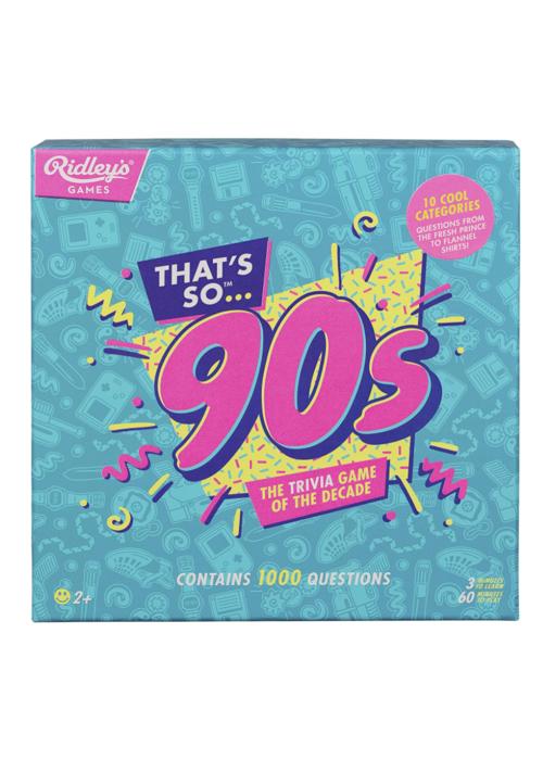 That's So 90's
