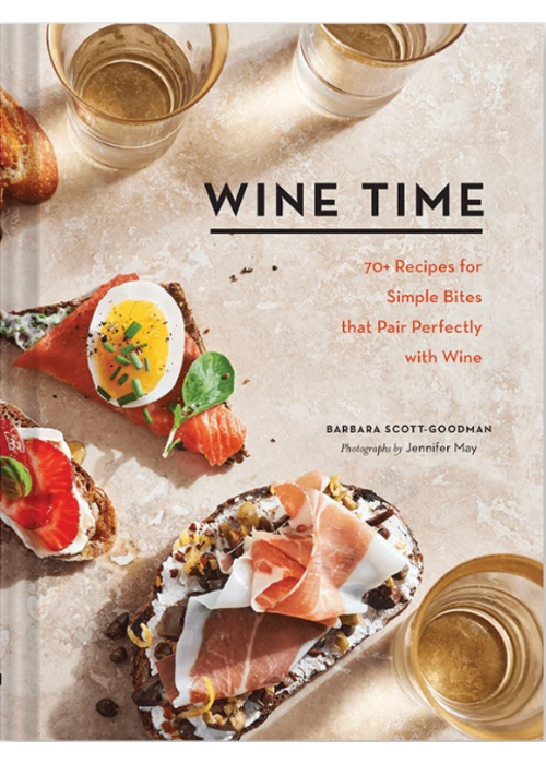 Wine Time 70+ Recipes to Pair w/Wine