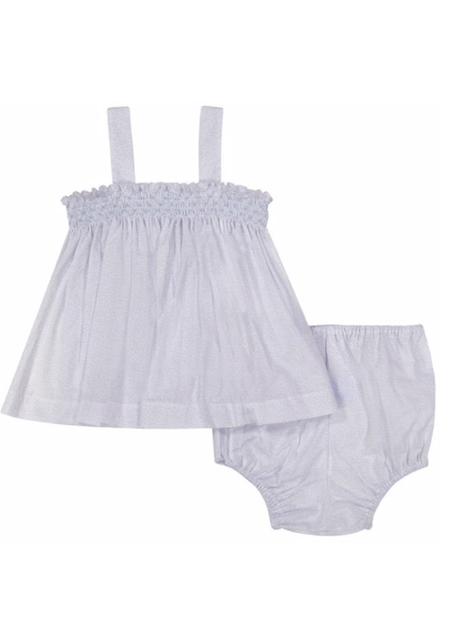 Pixie Lily PL Mary Gray Bloomer Set - Blue