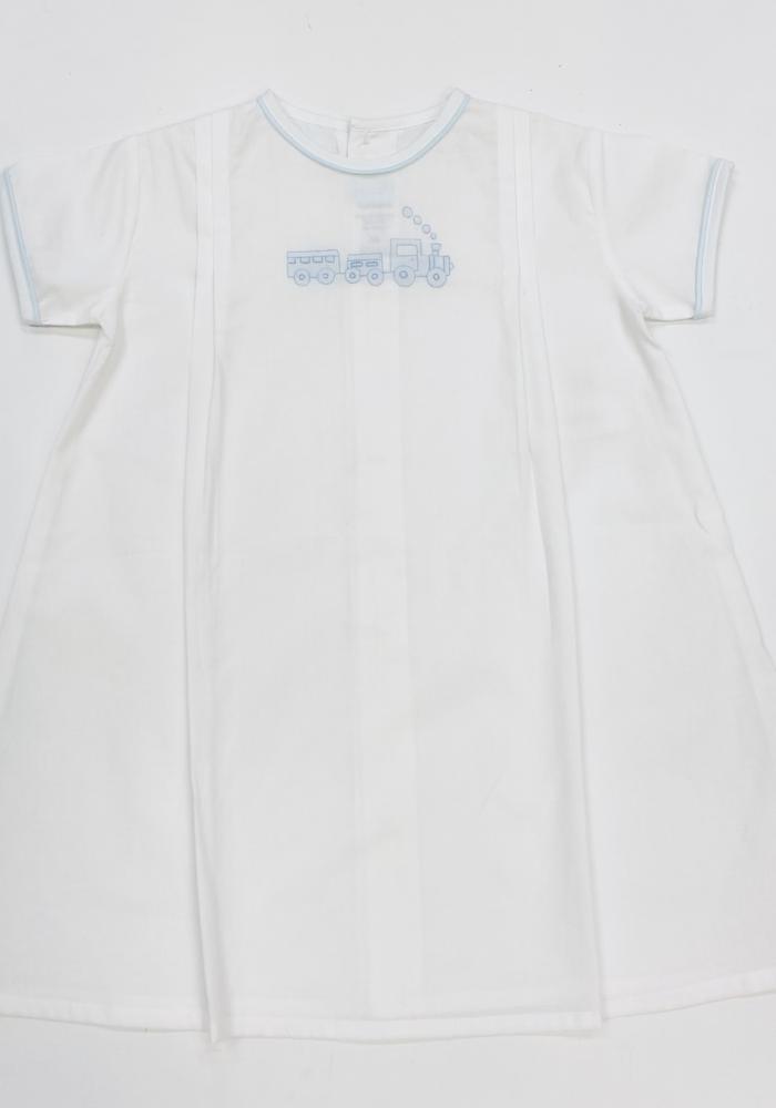 AUR Blue Train Daygown