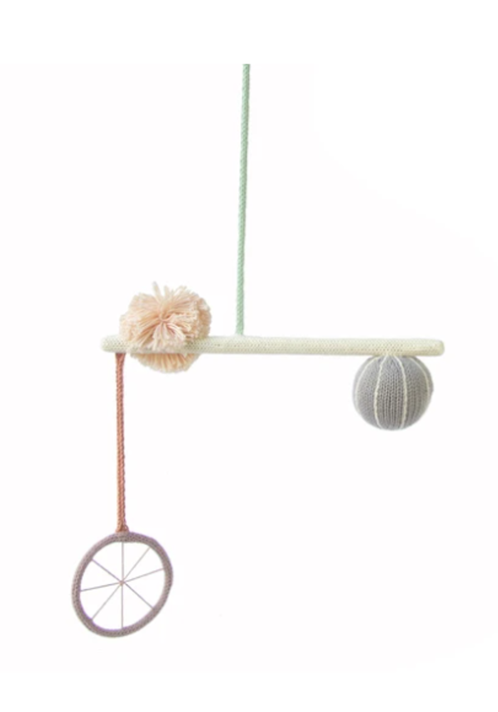 Bla Bla Kids Abstract Pastel Mobile - Mini