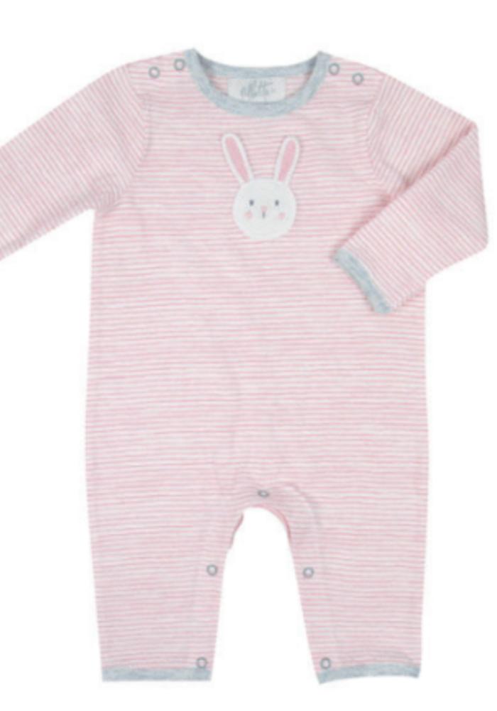 Albetta Crochet Bunny Babygrow