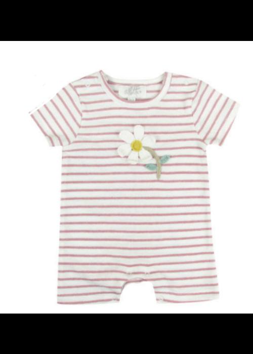 Albetta Albetta Crochet Summer Daisy Babyvest