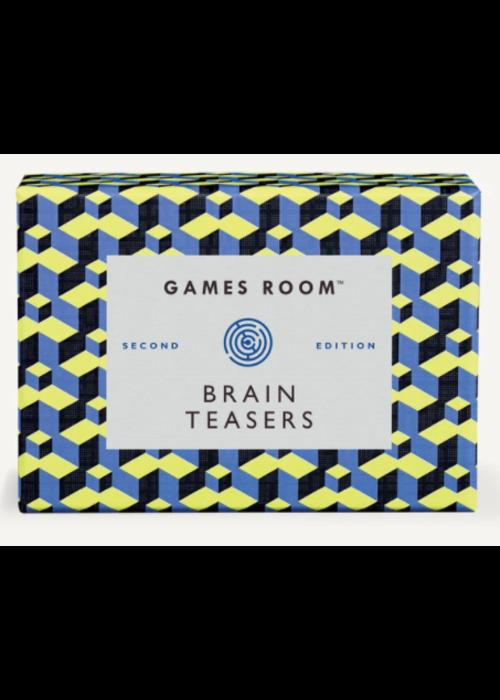 Games Room Brain Teasers