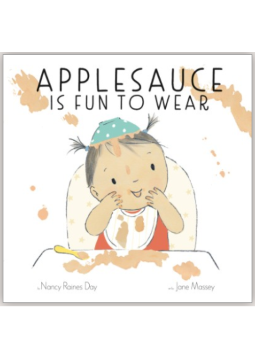 Applesauce is Fun to Wear