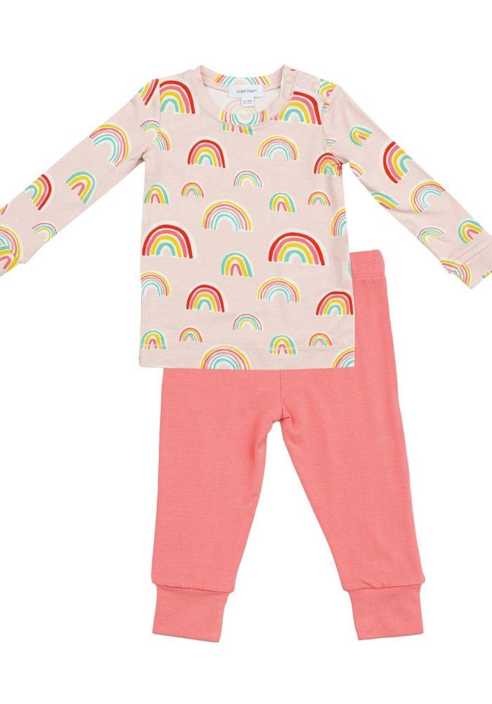 AD Rainbows Lounge Wear Set Pink