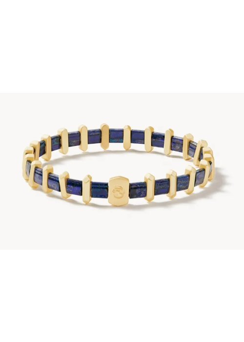 Spartina Tila Stretch Bracelet Blue