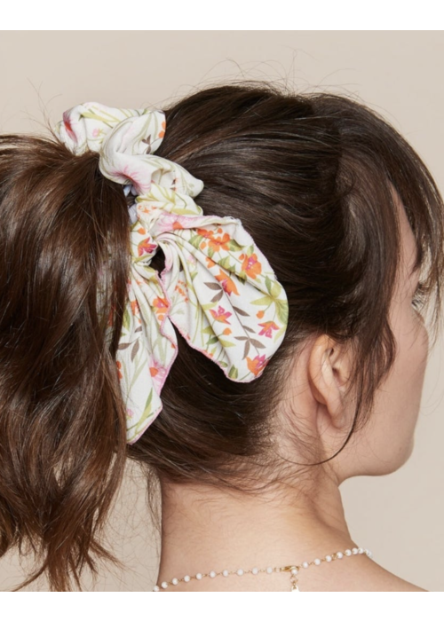 Spartina Scrunchie Audubon Wildflower