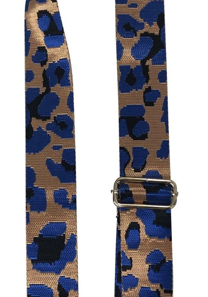 Ahdorned Leopard Adjustable Bag Strap w Gold Hardware  - plus more colors!
