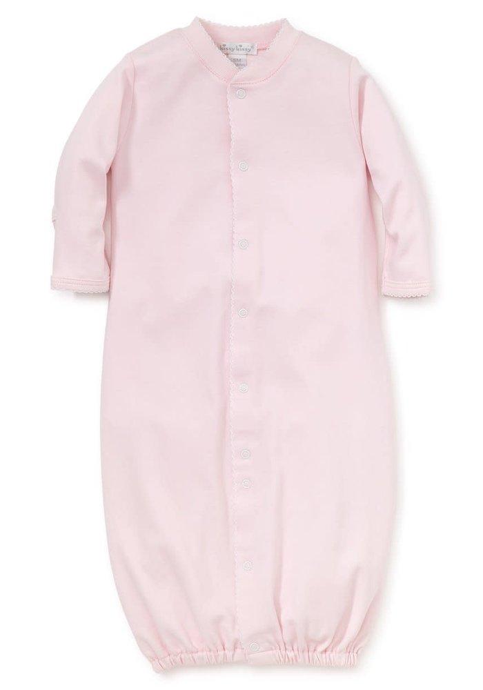 Kissy Kissy Basic Converter Gown Pink/White Preemie