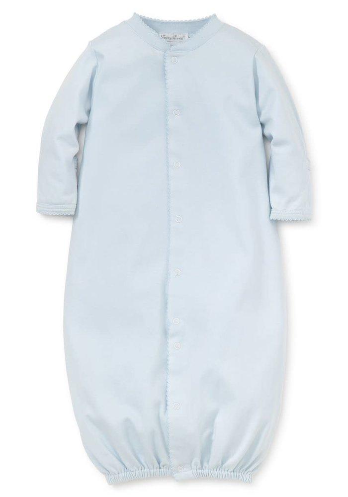 Kissy Kissy Basic Converter Gown Blue Preemie