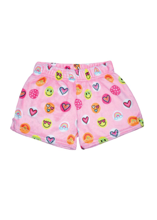 Iscream Sunshine Funshine Plush Shorts