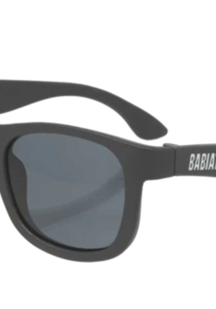 Babiators Black Ops Navigator Sunglasses (Size 0-2)