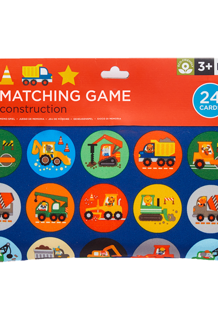 Matching Game Construction