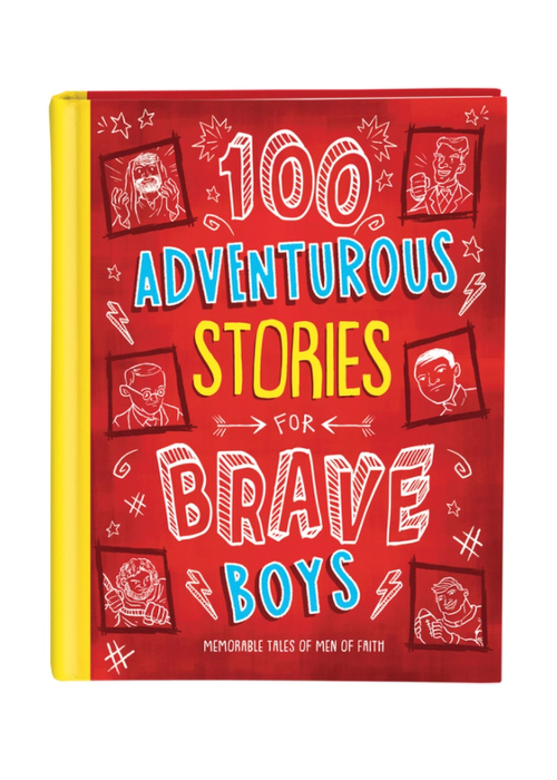 Barbour 100 Adventurous Stories for Brave Boys