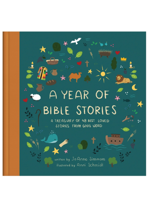 Barbour A Year of Bible Stories
