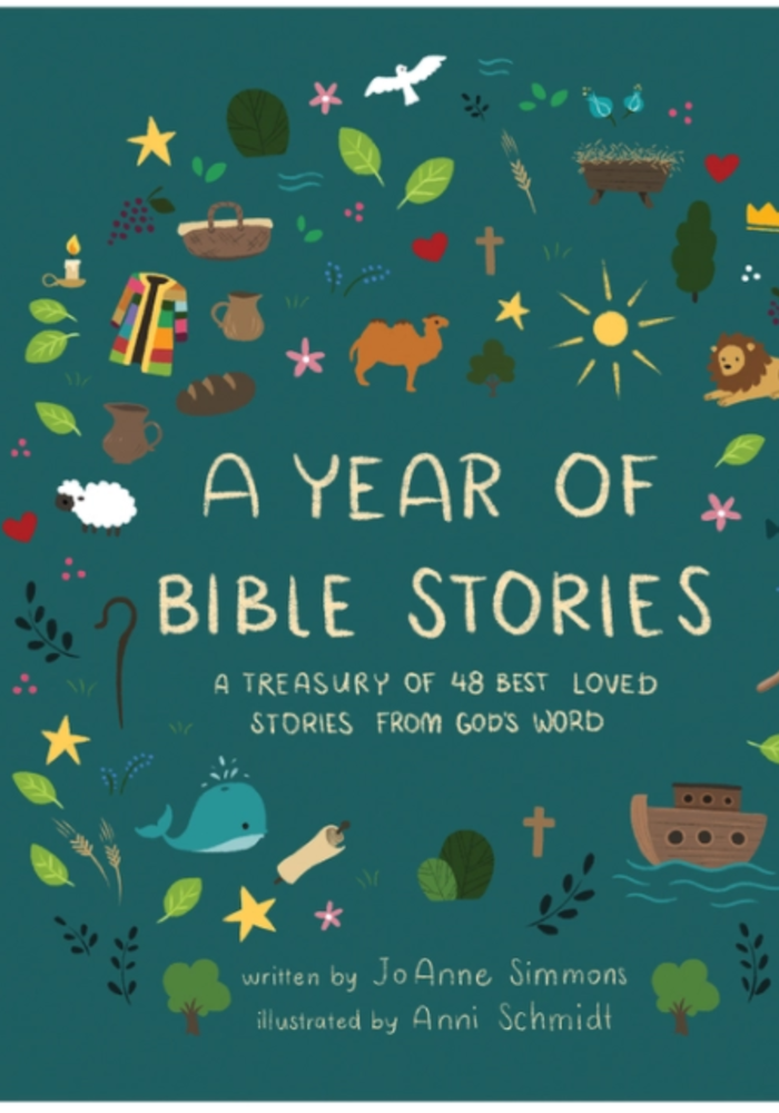 A Year of Bible Stories