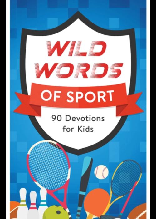 Barbour Wild Words of Sport