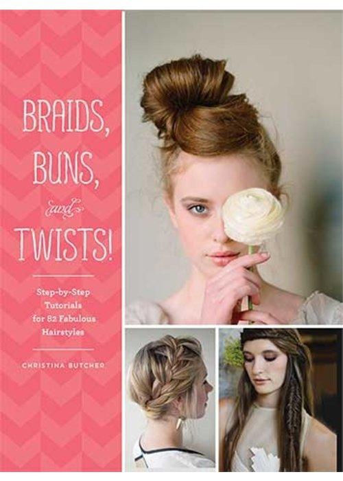 Buns, Braids, Twists