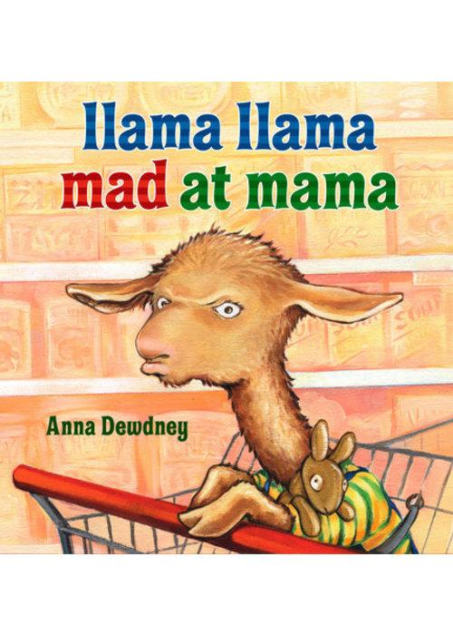 Llama Mad at Mama