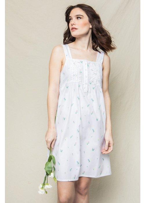 Petite Plume Women's Tulips Charlotte Nightgown