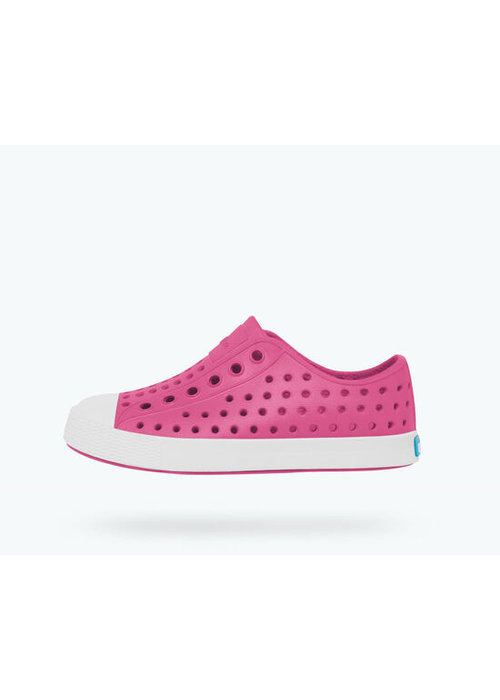 Native Jefferson CHILD Hollywood Pink/Shell White