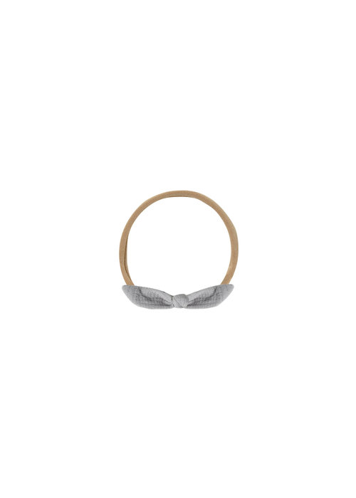 Quincy Mae QM Little Knot Headband Periwinkle