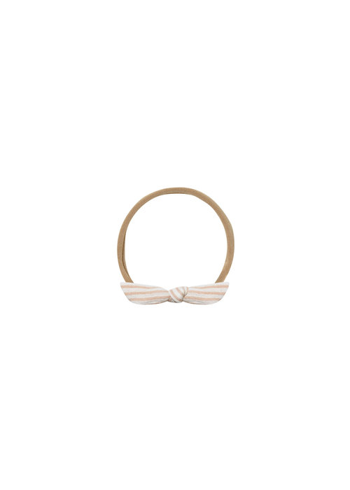 Quincy Mae QM Little Knot Headband Petal Stripe