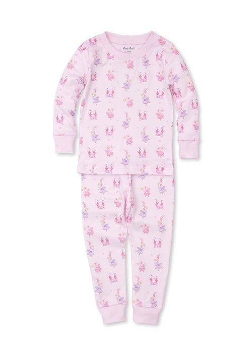 Kissy Kissy Pajama Set Snug PRT - Fairytale Fun  PRT Pink