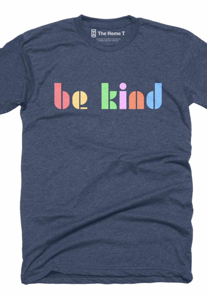 Be Kind Color - Navy