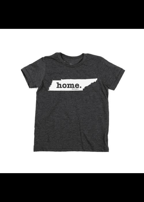 Tennessee Home Kids Tee - Grey