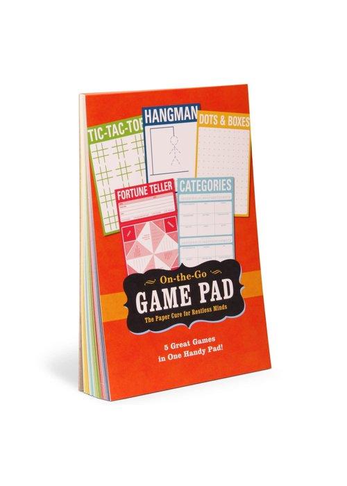 Knock Knock Pad: Gamepad