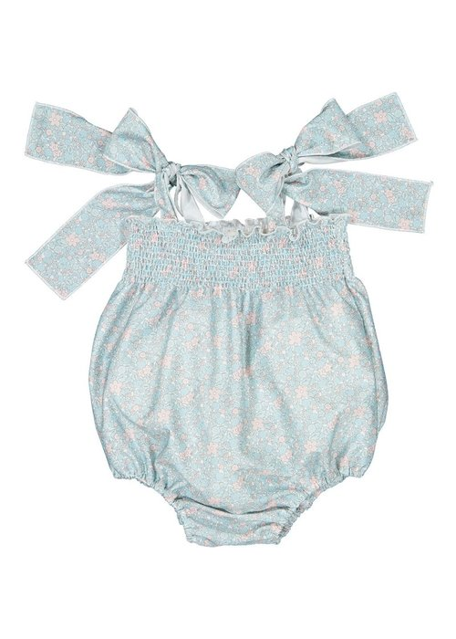 Sal & Pimenta S&P Girls Swimsuit - Amaryllis Blossom 2