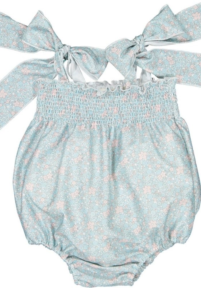 S&P Girls Swimsuit - Amaryllis Blossom 2