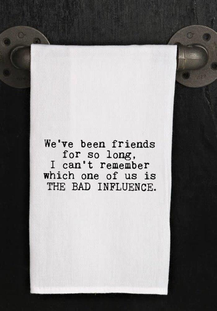 SHBN Towel - Bad Influence