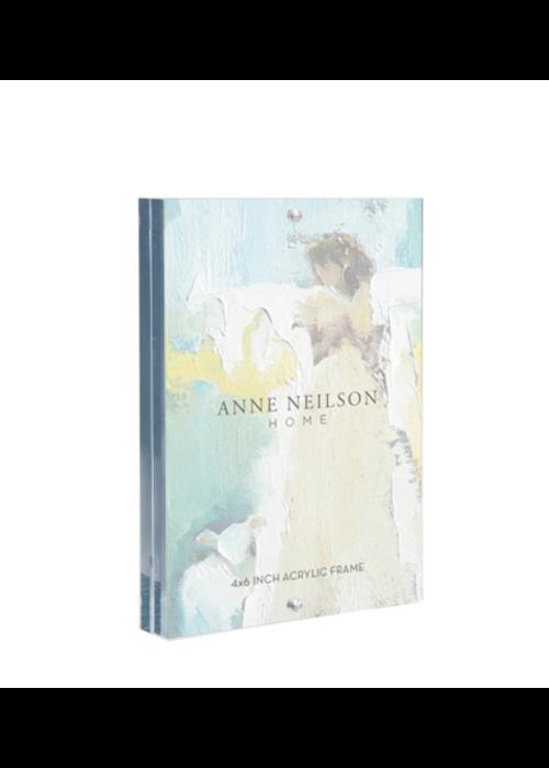 Anne Neilson Anne Neilson 4 x 6 acrylic frame
